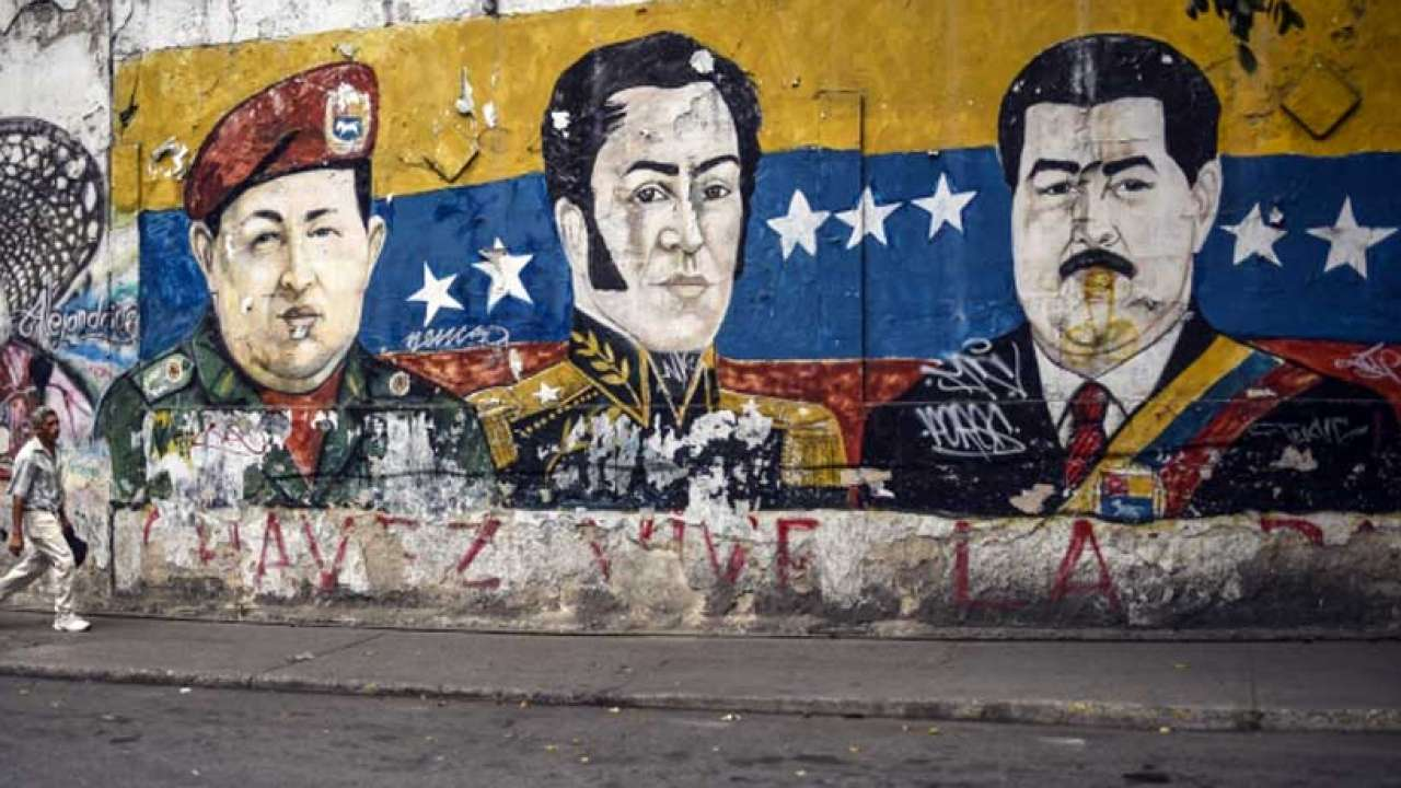 Modern diplomacy, Info-warfare and Venezuela